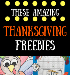 Gobble Up These Amazing Thanksgiving Printable Activity Freebies   Making  The Basics Fun [ 1102 x 735 Pixel ]