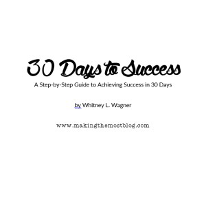 30-Days-to-Success-A-Step-by-Step-Guide-to-Achieving-Success-in-30-Days-Making-the-Most-Blog