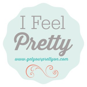 I Feel Pretty Logo
