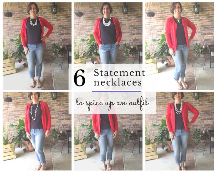 6 statement collage