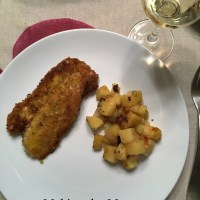 The best pan fried potatoes ever!