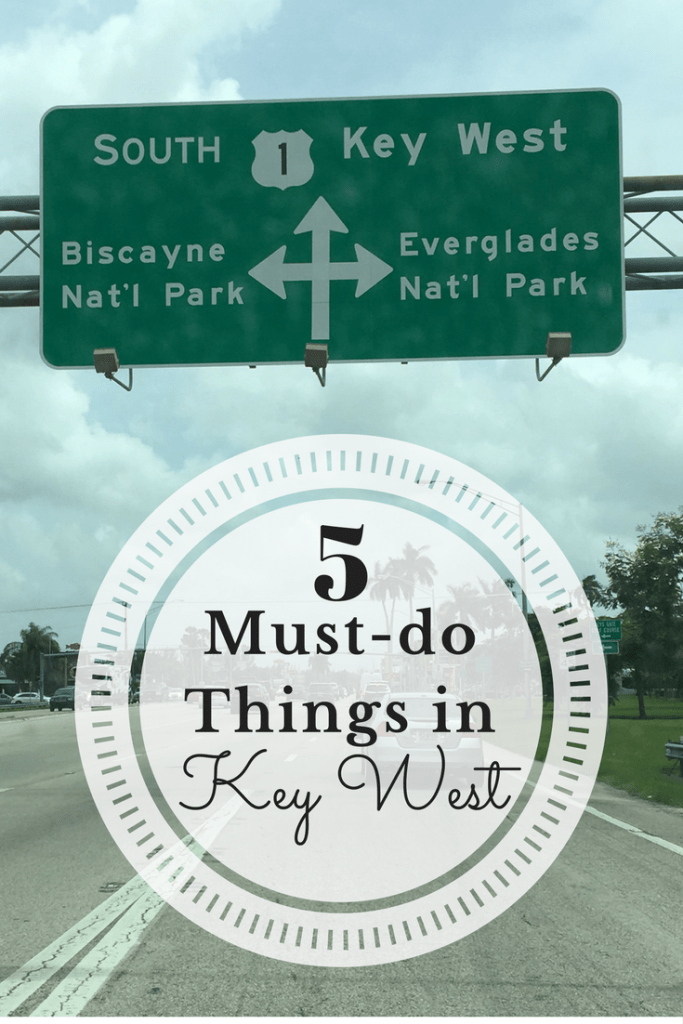 5 Must-Do Things in Key West