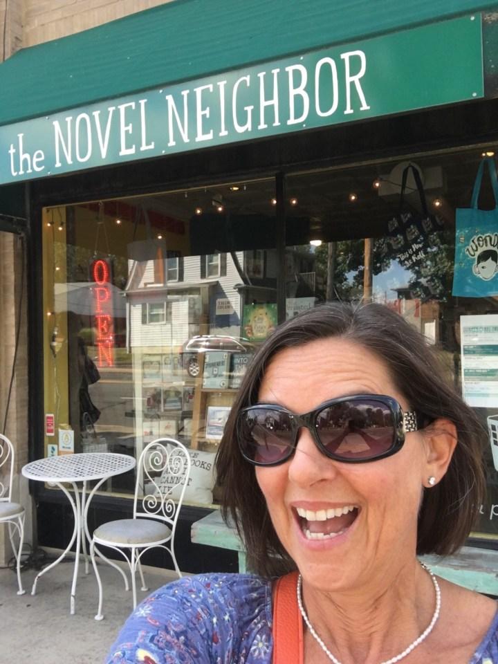 The Novel Neighbor