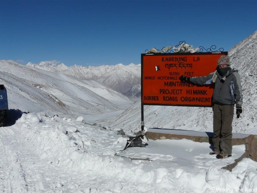 visiter khardung la inde