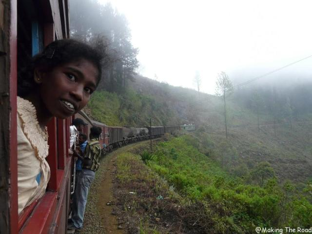 sri lanka train haputale hatton