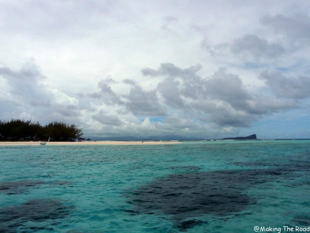 snorkeling  maurice cap malheureux coin de mire
