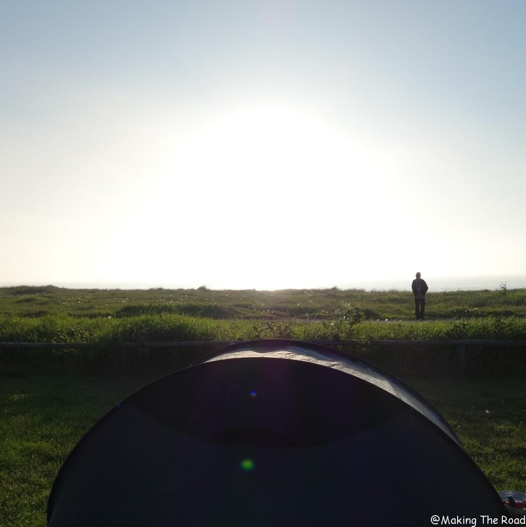 camping sauvage danemark