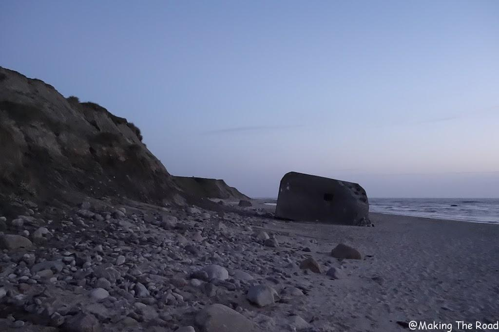 bunker danemark hirsthals