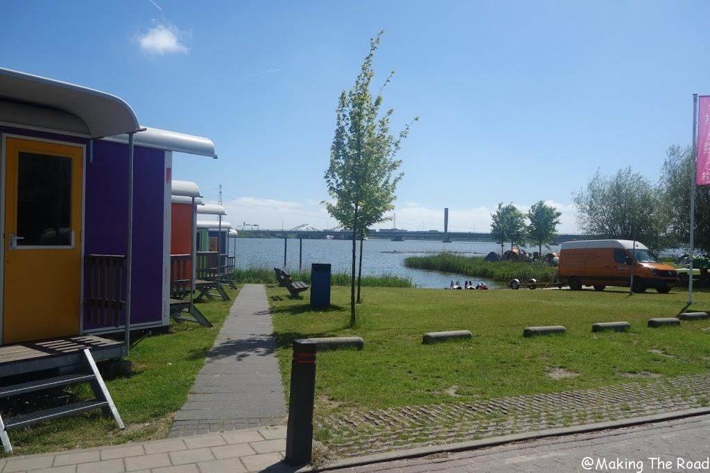 camping amsterdam