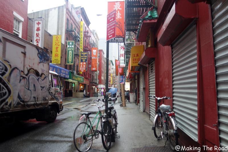 visiter chinatown new york