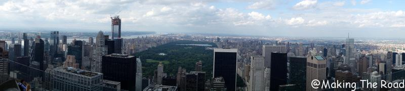 circuit new york 10 jours top of the rock