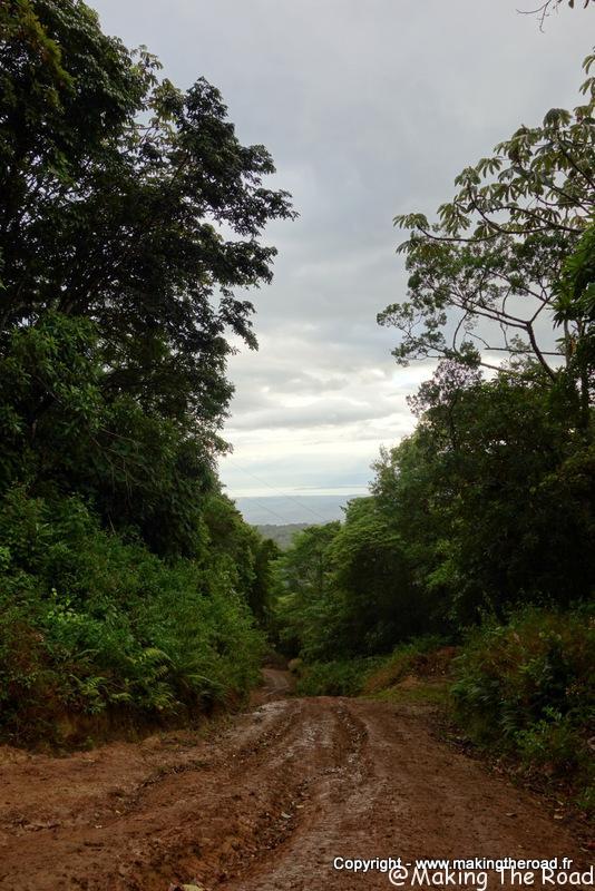 randonnée gratuite costa rica cerro amigo