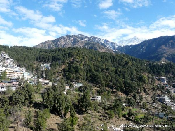 visiter inde mcleod gang randonnée himachal pradesh