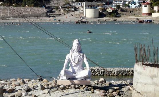 3 semaines itineraire inde visiter rishikesh que voir budhha