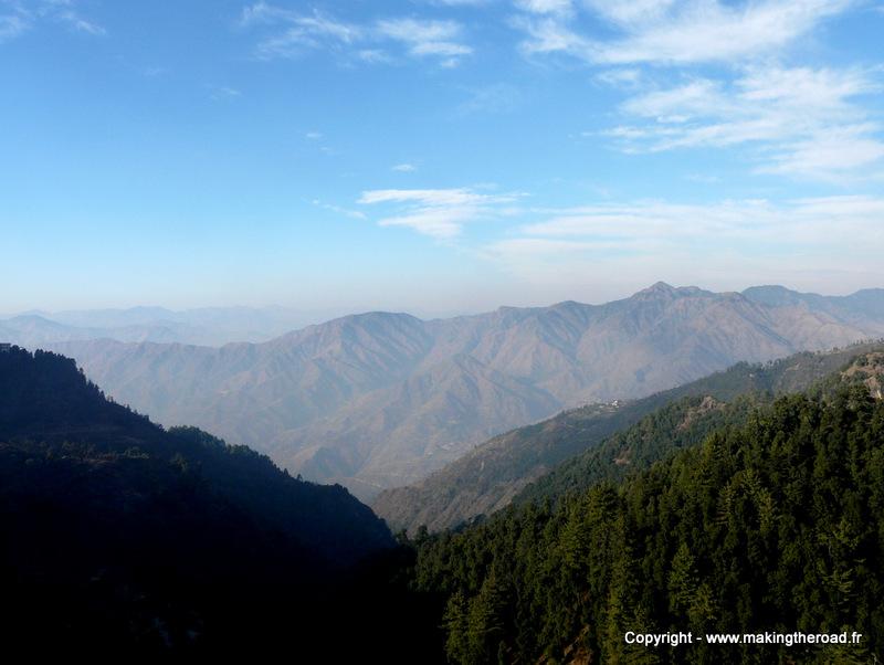 visiter Uttarakhand blog voyage inde 3 semaines mussoorie