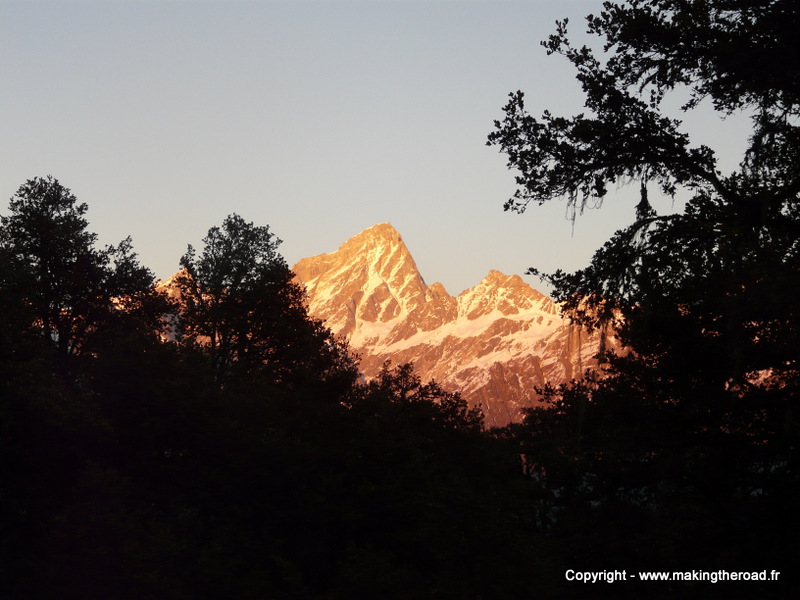 Itinéraire Uttarakhand Voyage visiter Joshimath à Rishikeh