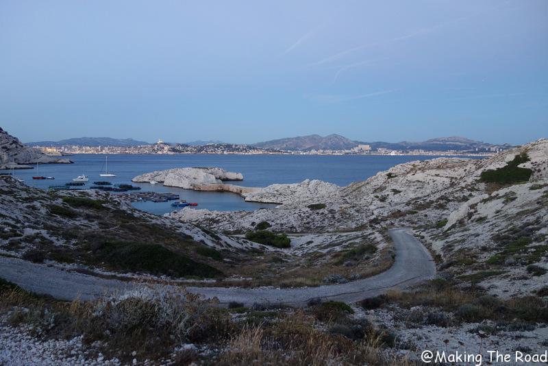 visiter marseille Ile du frioul - Marseille city guide conseils visite itinéraire