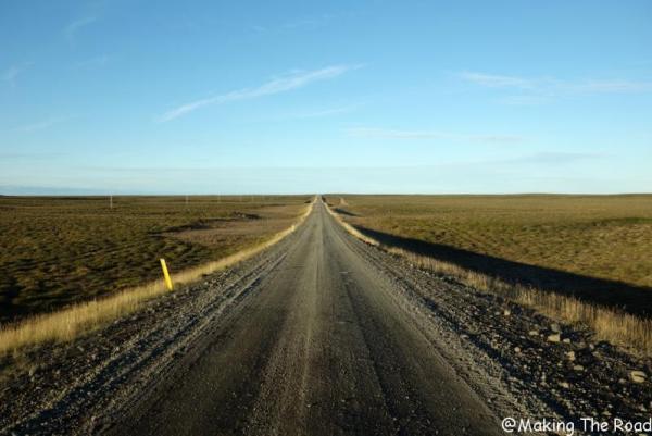 itinéraire islande road trip en étè blog voyage route Norðausturvegur