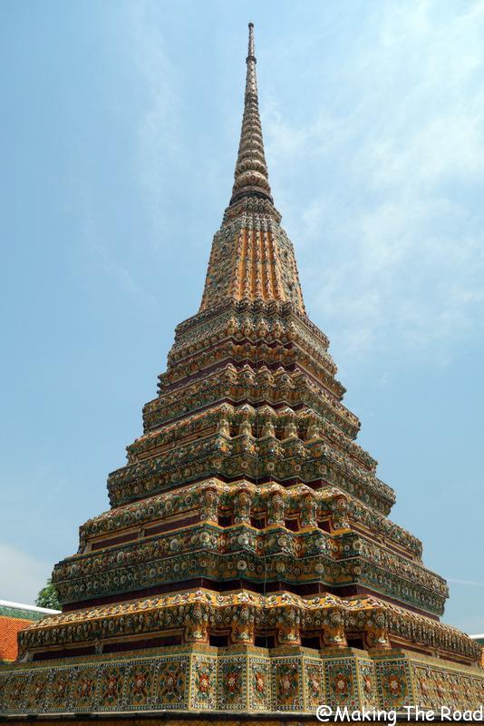 itineraire 2 semaines Thaïlande voyage 10 jours en thailande Bangkok à voir absolument