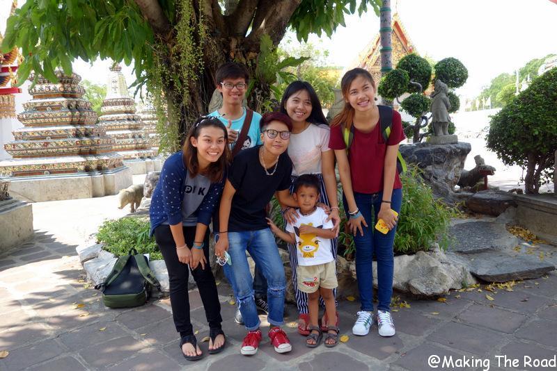 conseils voyage thailande bangkok en 2 jours sans voiture
