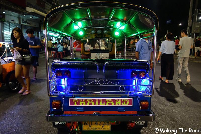 visiter bangkok que faire en 2 jours thailande