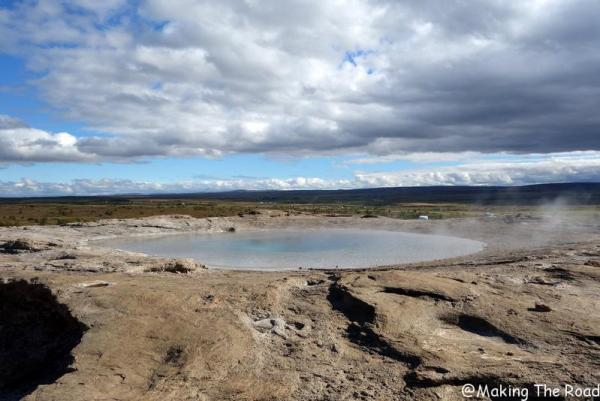 blog islande route 1 road trip 15 jours stop over geysir quoi voir cercle d'or