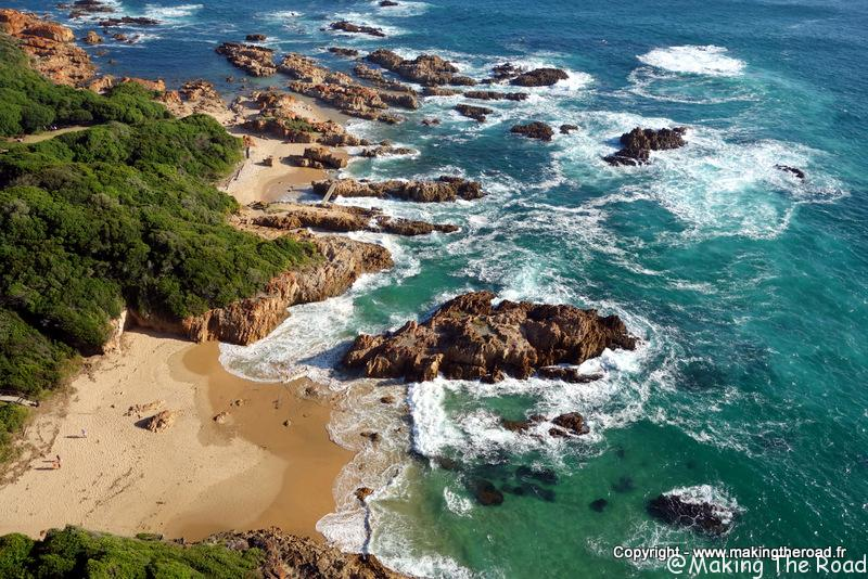 the head plage visiter knysna afrique du sud garden road blog voyage