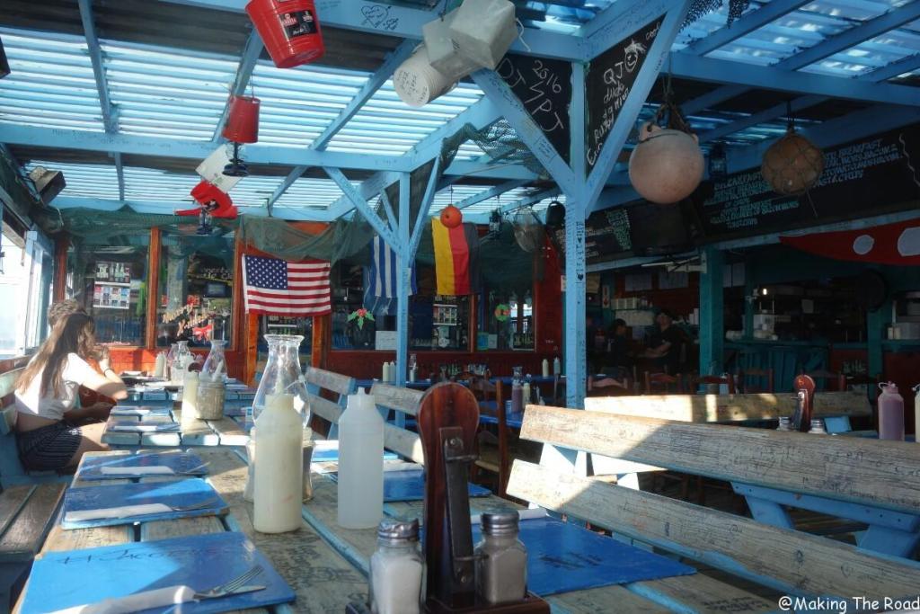 visiter mossel bay requin