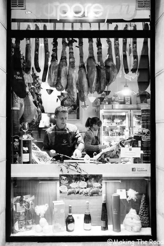 épicerie Donostia pays basque top voyage idée week end france espagne