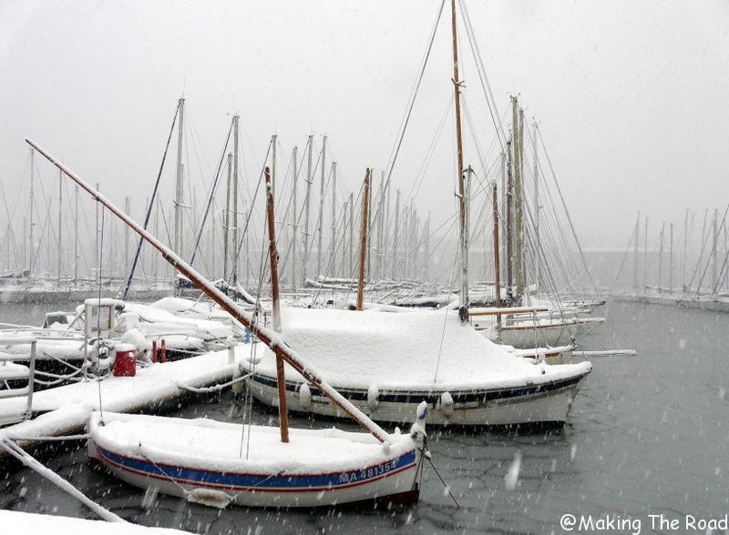 neige marseille 2009