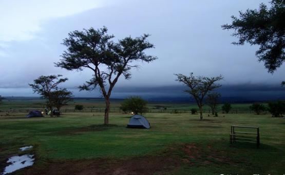 Amphitheatre Backpackers - afrique du sud - drakensberg - hotel