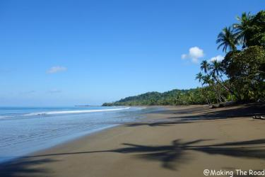 bahia drake costa rica plage