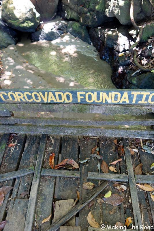 Drake Bay Hiking Trail costa rica corcovado