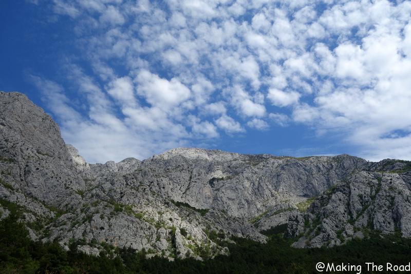 randonnée montagne itieraire croatie road trip 2 semaines - Veliko Brdo - randonnée montagne Randonnée Croatie - Veliko Brdo