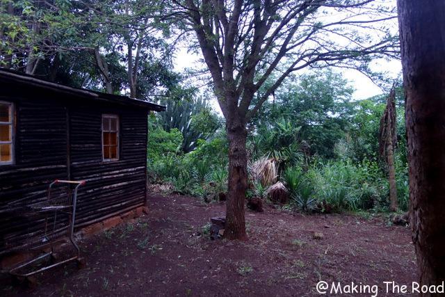 Drakensberg à ou dormir à Hluhluwe