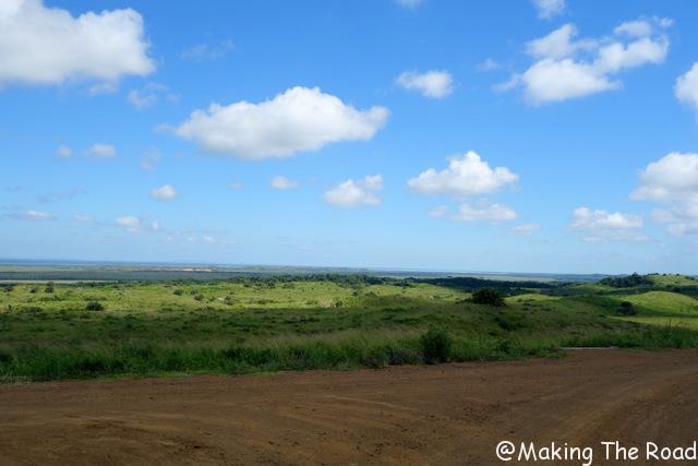 isimangaliso parc afrique du sud st lucia auto safari