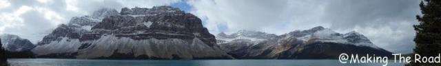icefields parkway canada lac peyto