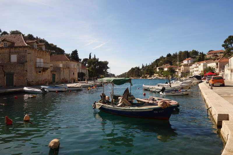 voyage road trip croatie 1 semaine visiter brac
