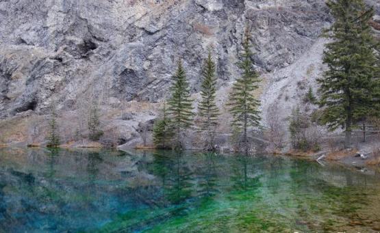 randonnée grassi lake