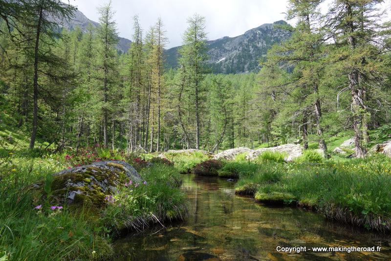 randonnée mercantour vallée des merveilles 2 jours