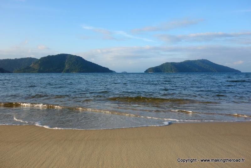 visiter brésil 2 semaines itineraire road trip plage myrim