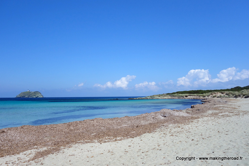 belle plage autour de bastia a visiter barcaggio cap corse