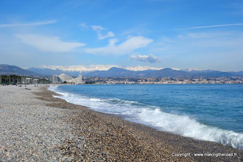 visiter la provence blog plage antibes