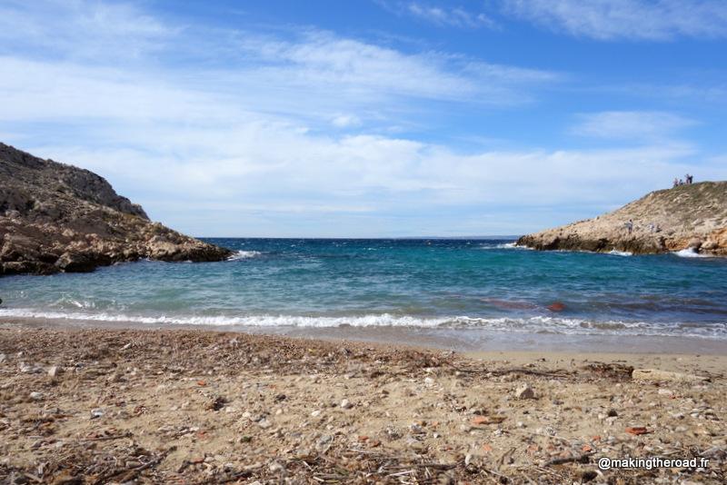 ou se baigner a marseille blog plage de sable