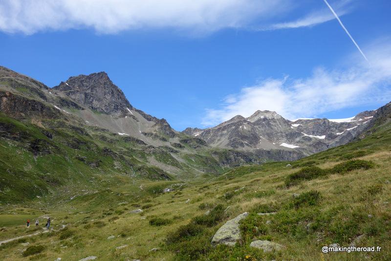 randonnée lago san grato valgrisenche val d'aoste blog voyage