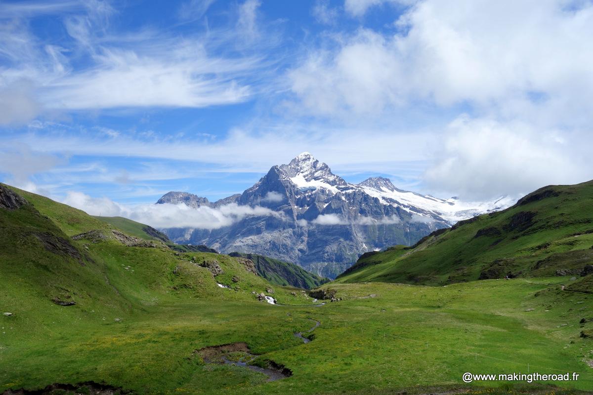 Alpes Suisses – Visiter Jungfrau Randonnée Wengen