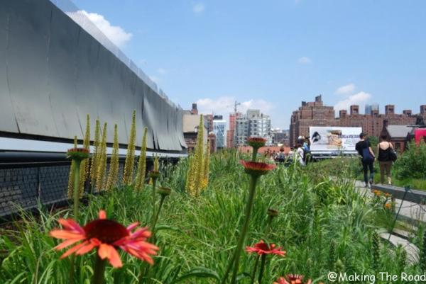 visiter Parc Hight Line circuit 10 jours new york balade