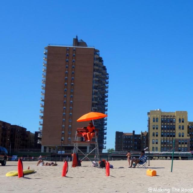 new york plage itineraire brightone beach