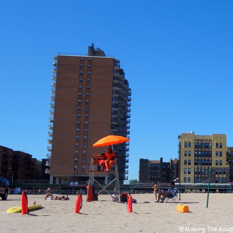 plage new york itineraire Brighton Beach
