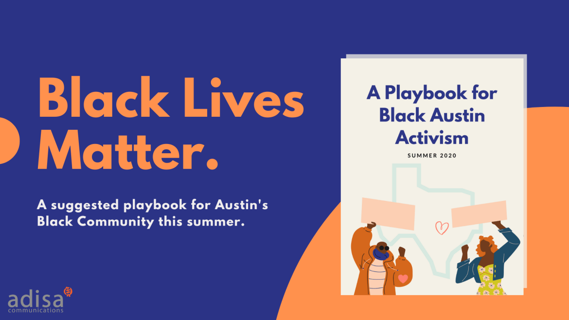 Cover of Black Lives Matter Activism Playbook